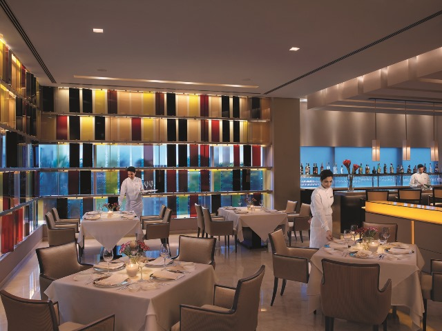 Vetro, Italian restaurant at The Oberoi, Mumbai