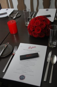 Penfolds dinner (2)