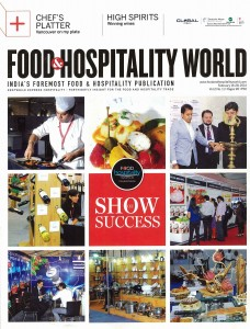 Food & Hospitality world February 2014