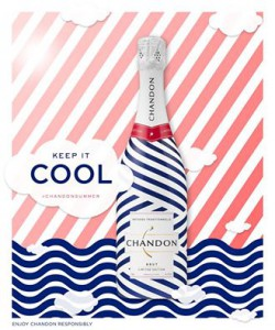 Chandon Keep It Cool Packaging