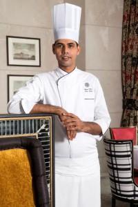 Palladium Hotel's Chef Angad