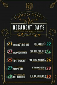 Indigo 10 day special