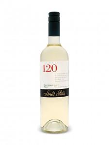 Santa Rita 120 Sauvignon Blanc 2014, Chile