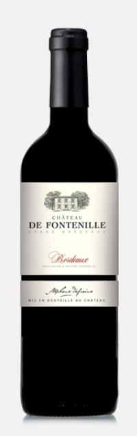 CHATEAU DE FONTENILLE Rouge AOC Bordeaux