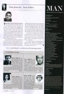 The Man - Contributors Column - Page 04 - Jan Issue 2016 - 01
