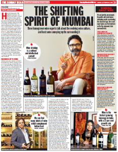 Mumbai mirror 11th sept