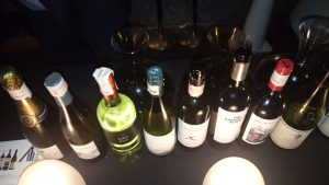 A&M tasting at Aer 4