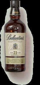 Ballantine 21 yo