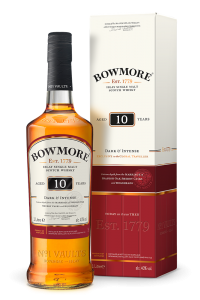 Bowmore 10 years old travel exclusive