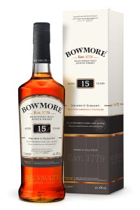 Bowmore 15 Year Old Travel Exclusive