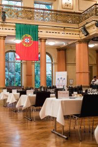 The Frankfurt International Wine Competition (1)