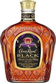 crown royal black