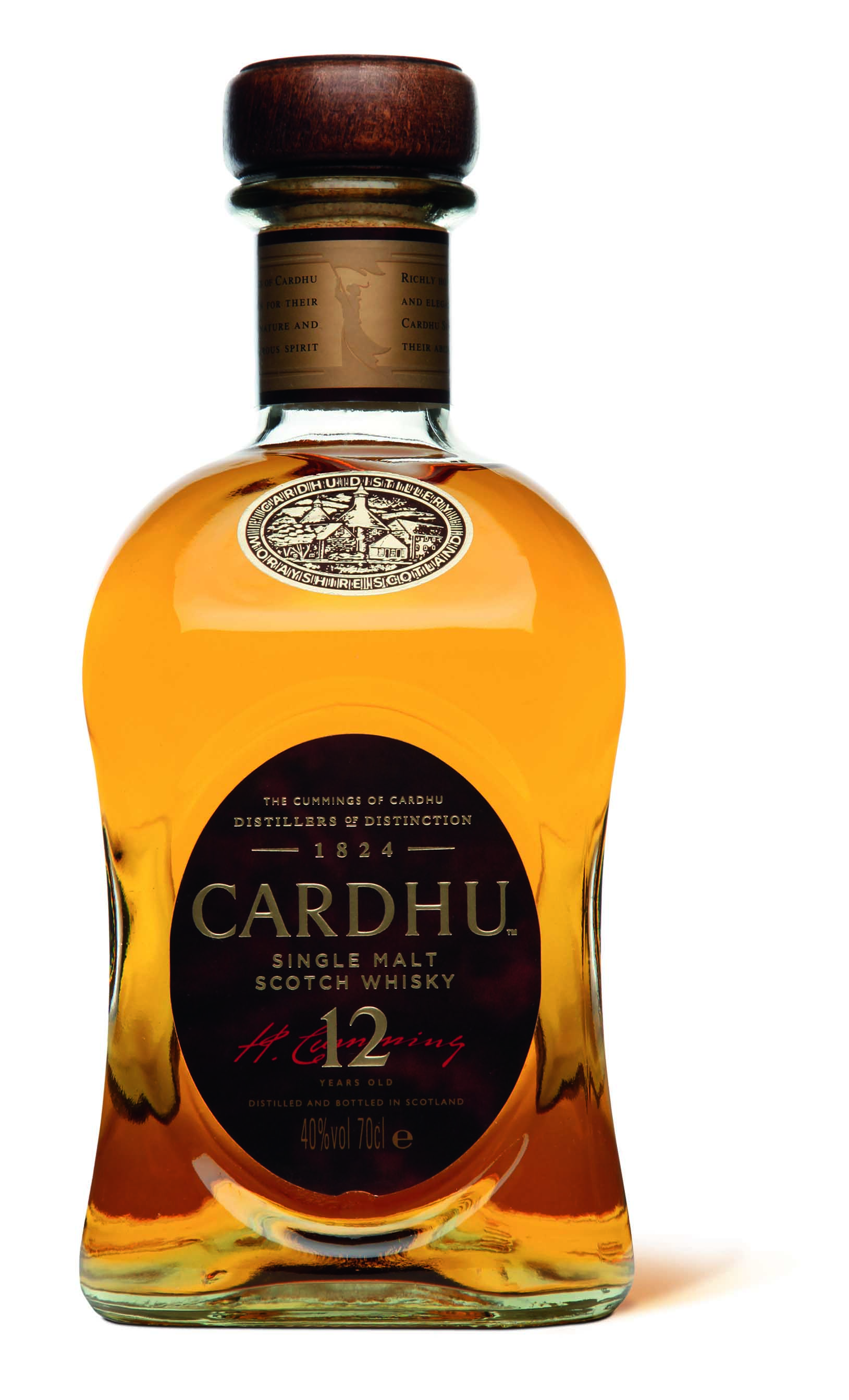 Cardhu New Bottle
