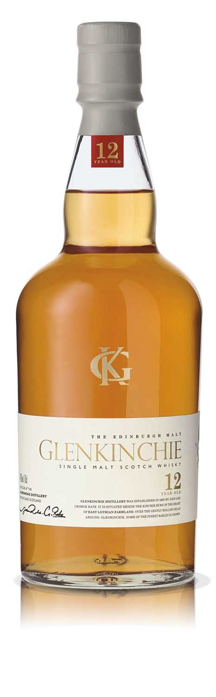 Glenkinchie 12 Yo Bottle