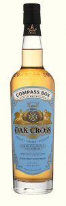Compass Box Oak Cross,