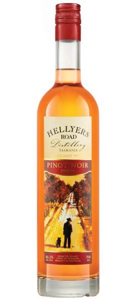 Hellyers Road Pinot Noir, Single Malt Whisky