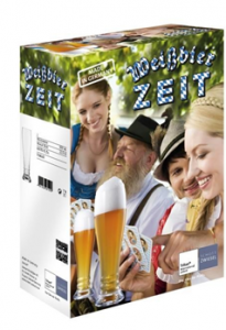 2 pcs. gift box - Wheat Beer Bavaria