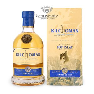 Kilchoman 100% Islay Machir Bay