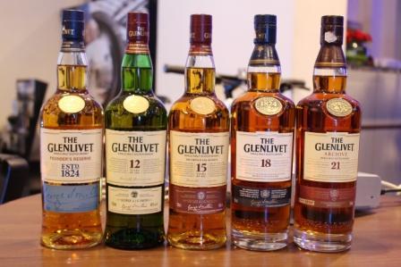 Glenlivet Vertical Tasting at Shaman Motors  (16)