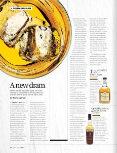 Man's World - Whiskies around the world - Page 56 - May 2018
