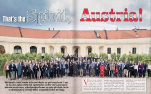 Society Magazine - Austria - Authored Article - April issue 2018