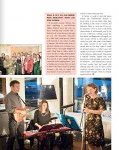Society Magazine - Austria - Authored Article - April issue 2018. - 03