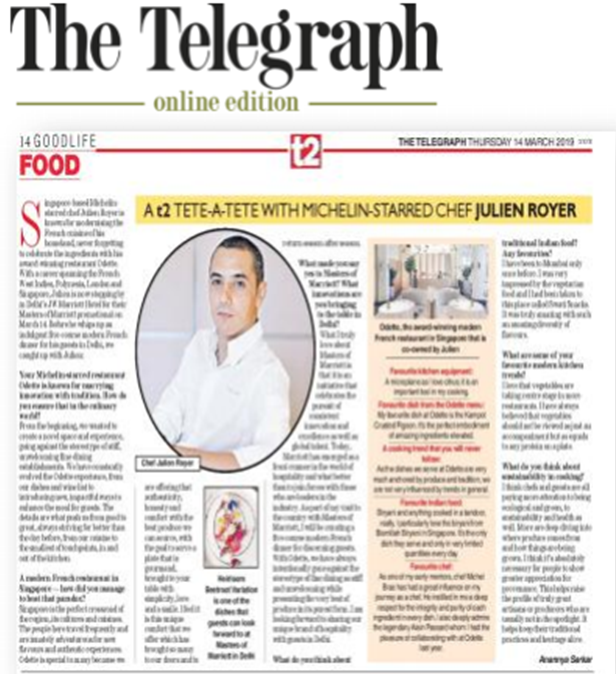 The Telegraph Online Edition