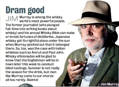 ATN - Jim Murry - Mumbai Mirror, The Informer - 14th May 2019 - page 02